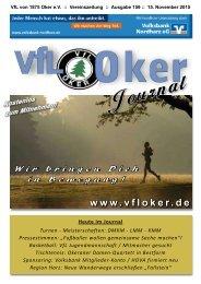VfL Oker Journal Ausgabe 159