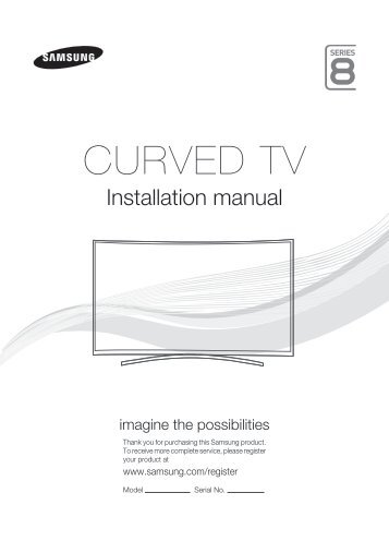 samsung hg65ec890vb installation guide 829 mb pdf english?quality=85 svd 4600 quick set up guide guide d'installation samsung cctv  at virtualis.co