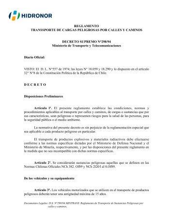 DecretoSupremo_298