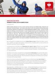 WARM DURCH DEN WINTER Highlights für Outdoor-Jobs von engelbert strauss