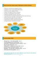 Seminarprogramm 2016 - Page 3