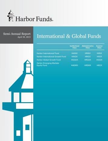 International & Global Funds