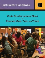 Instructor Handbook