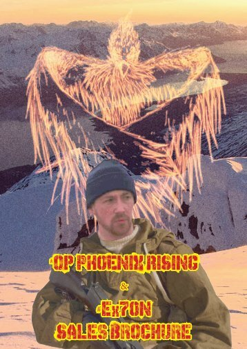 Op Phoenix rising & #E 70n sALES bROCHURE