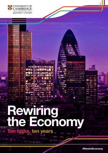 Rewiring the Economy