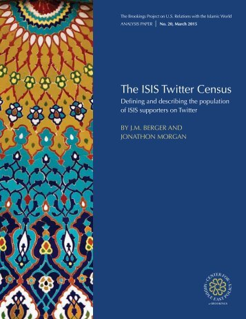 The ISIS Twitter Census