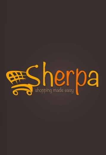 Sherpa | Shopping made easy