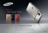 Samsung i70 - User Manual_7.93 MB, pdf, ITALIAN