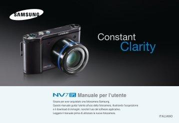 Samsung NV7 OPS - User Manual_9.06 MB, pdf, ITALIAN