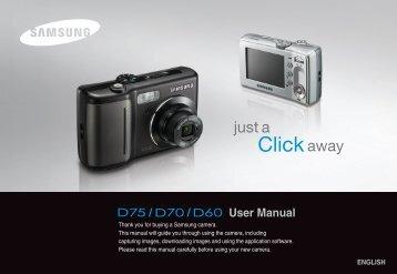 Samsung D60 - User Manual_8.95 MB, pdf, ENGLISH