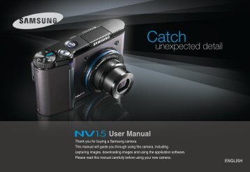 Samsung NV15 - User Manual_7.58 MB, pdf, ENGLISH