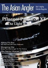 The Asian Angler - November 2015 Digital Issue - Malaysia - English