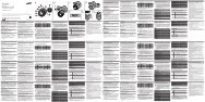 Samsung 85 mm F1.4 ED SSA Telephoto Prime Lens - User Manual_0.01MB, pdf, KOREAN, ENGLISH, CHINESE, CHINESE, DANISH, DUTCH, FINNISH, FRENCH(FRANCE), GERMAN, ITALIAN, NORWEGIAN, PORTUGUESE, RUSSIAN, SPANISH, SWEDISH, TURKISH