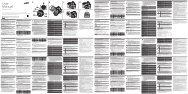 Samsung 20-50 mm F3.5-5.6 ED Standard Zoom Lens - User Manual_0.01MB, pdf, KOREAN, ENGLISH, CHINESE, CHINESE, DANISH, DUTCH, FINNISH, FRENCH(FRANCE), GERMAN, ITALIAN, NORWEGIAN, PORTUGUESE, RUSSIAN, SPANISH, SWEDISH, TURKISH