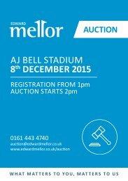 AJ BELL STADIUM 8 December 2015