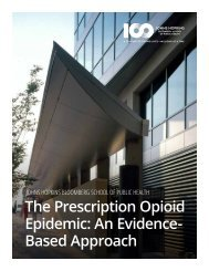 Epidemic An Evidence- Based Approach