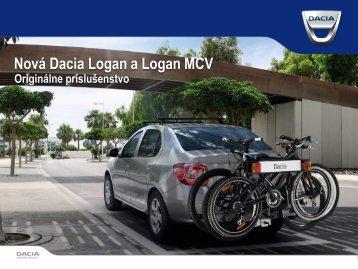 Nová Dacia Logan a Logan MCV