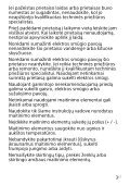 Sony HVL-F32M - HVL-F32M Istruzioni per l'uso Lituano - Page 3