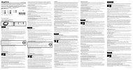 Sony NP-BN1 - NP-BN1 Istruzioni per l'uso Danese