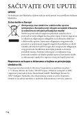 Sony HVL-F60M - HVL-F60M Istruzioni per l'uso Croato - Page 4