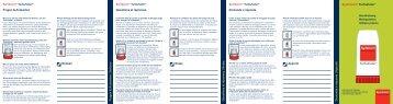 Symbicort® Turbuhaler® Manipulation correcte - AstraZeneca AG