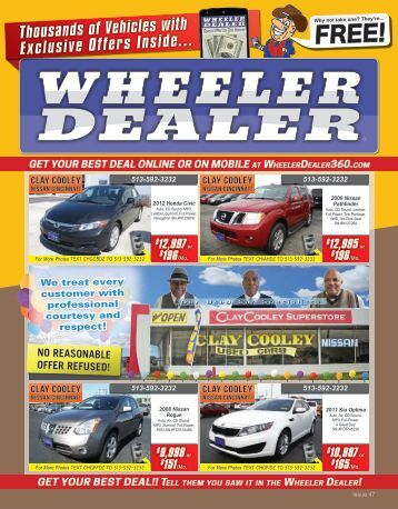 Wheeler Dealer Issue 47, 2015