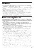 Sony HVL-LE1 - HVL-LE1 Istruzioni per l'uso Slovacco - Page 5