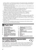 Sony HVL-LE1 - HVL-LE1 Istruzioni per l'uso Slovacco - Page 6