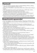 Sony HVL-LE1 - HVL-LE1 Istruzioni per l'uso Ceco - Page 5