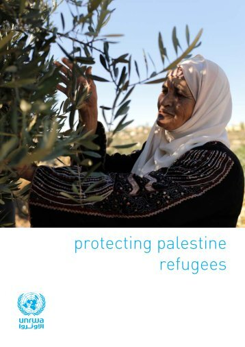 protecting palestine refugees