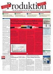 Seite 01-02 PRO_2009_26.indd - Produktion.de