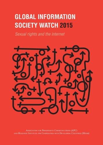 Global Information Society Watch 2015