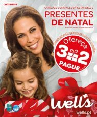 Well's Natal e Bem-Estar 2015