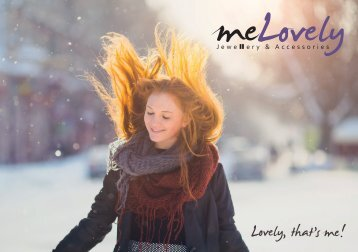 melovely Katalog | Winter 2015