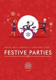 FESTIVE PARTIES