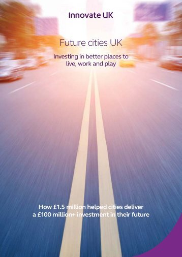 Future cities UK