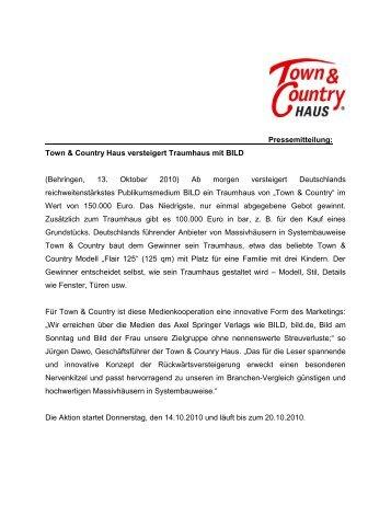 Zeitloses Stadthaus mit technischen Raffinessen - Town & Country ...