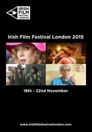 Irish Film Festival London 2015