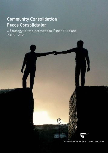 Community Consolidation – Peace Consolidation