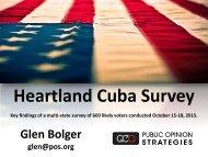 Heartland Cuba Survey