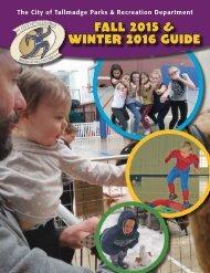 FALL 2015 & WINTER 2016 Guide