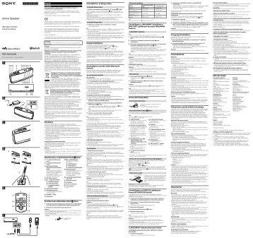 Sony RDP-NWG400B - RDP-NWG400B Istruzioni per l'uso Ungherese