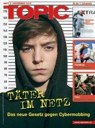 TOPIC – das junge Magazin/November 2015