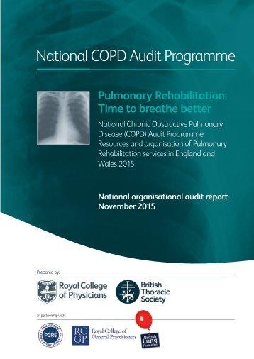 National COPD Audit Programme