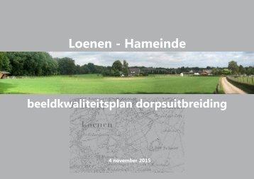 Loenen - Hameinde