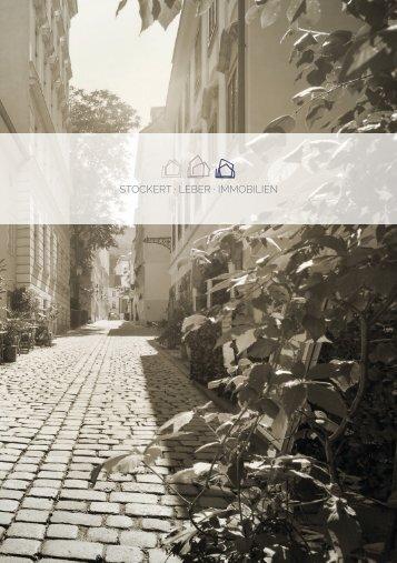 Folder_Stockert Leber Immobilien GmbH