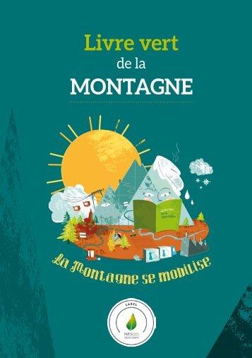 Livre vert MONTAGNE