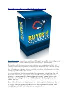 Buyer Squeeze Review demo - $22,700 bonus - Page 2