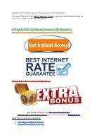 Buyer Squeeze Review demo - $22,700 bonus - Page 3