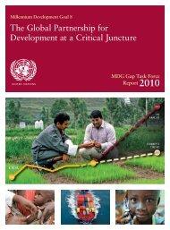 MDG Gap Task Force Report